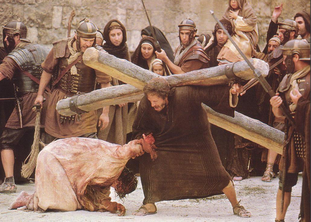 The Way of the Cross: The Last Mile towards Golgotha