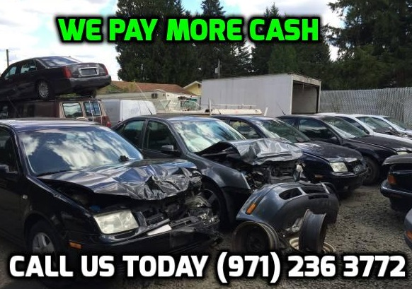 We buy cars 7 days a week in Hillsbor oregon and anywhere near Hillsboro Oreogn Auto Buyer
