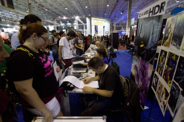 Comic Alley - CCXP 2015 - f
