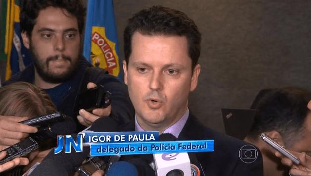 Delegado confessa em ação que Lava Jato se mostrou 'algoz do PT e do governo'