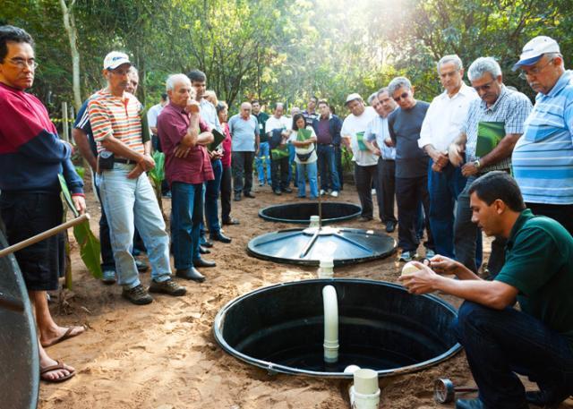 Gênio brasileiro e inventor da Fossa Biodigestora é desconhecido da população