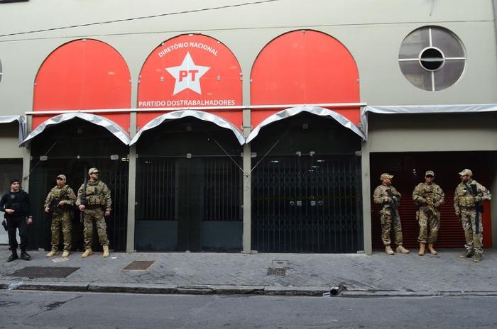 Lava Jato produz uma fotografia símbolo de dar inveja a uma boa ditadura