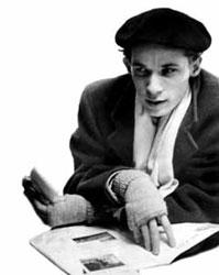 Glenn Gould indossa i guanti di lana