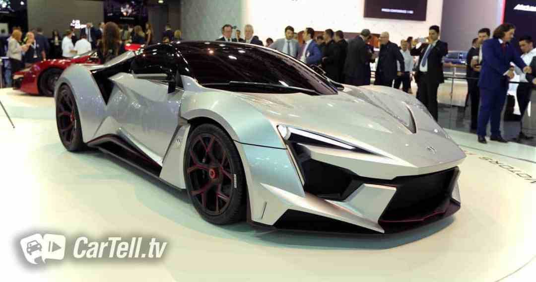 Fenyr Supersport New Emirati Made Supercar