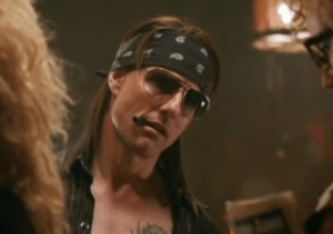 Tom Cruise stars in Rock of Ages