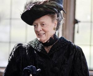 "Maggie Smith - ""Downton Abbey"""
