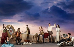 """Once Upon a Time"" - Cast"
