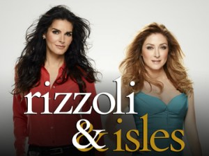 Rizzoli & Isles are on the case -