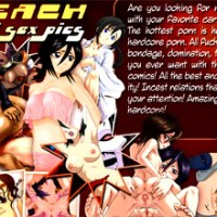 "Here some sweet pics of nude Yuzu Kurosaki from ""Bleach"""