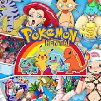 Pokemon girl got fucked in her ass with a baseball bat!