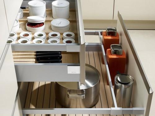 nápady na organizaci zásuvek v kuchyni (2)