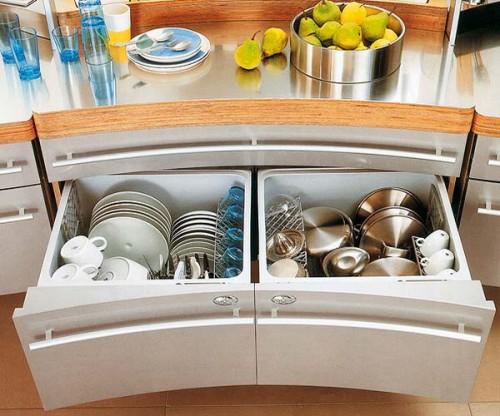 nápady na organizaci zásuvek v kuchyni (7)