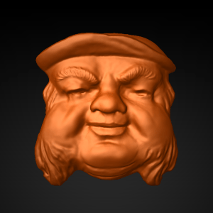 Smiling_Face_Relief_380JW_3x33_front