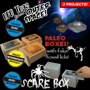 Three Project Fun Pack