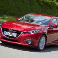 2014 Mazda 3 UK price & specs