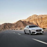 New 2015 Jaguar XF breaks cover