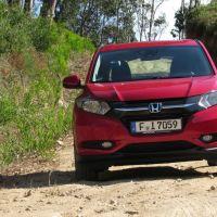 2015 Honda HR-V Review - Qashqai killer?