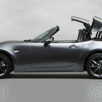 Fifth gen Mazda MX-5 gets a hard top - MX-5 RF breaks cover