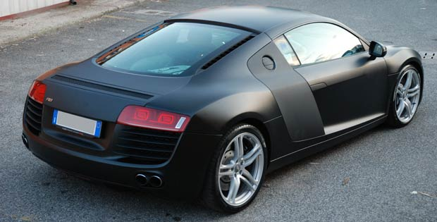 wrapping audi r8 by mp4 15