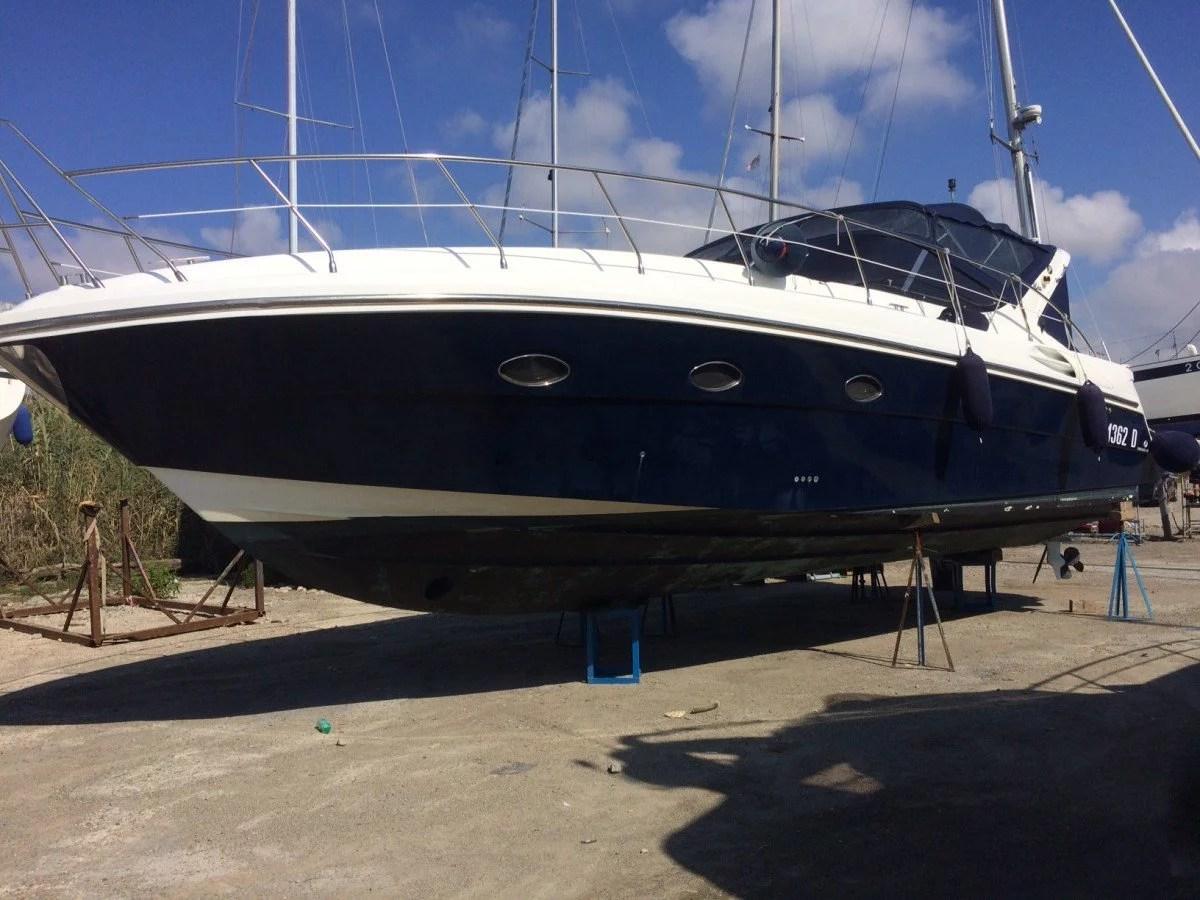Cambio colore barche e yatch