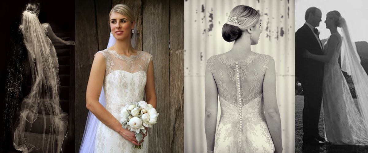 Create the wedding dress of your dreams