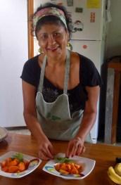 Helen in the Kitchen