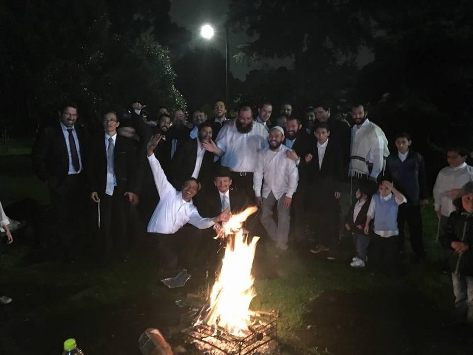 Las comunidades de Shavei Israel celebran Lag Baomer