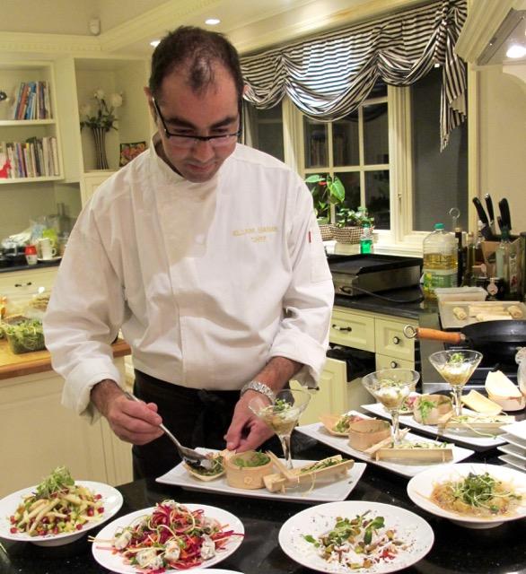 Chef Dinner