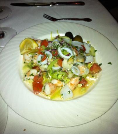 Dante Salad