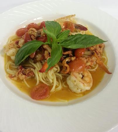 Pasta&Shrimp