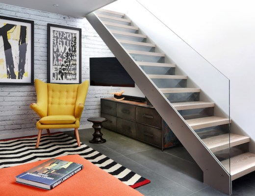 Renovated London Townhouse | Una casa en Londres se renueva | casahaus.net