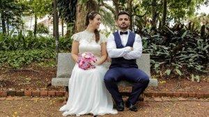 Casamento real e econômico | Caroline e Luis Fernando