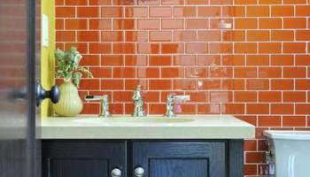 Renovar interiores con pintura para azulejos ba o - Pinturas para cocinas y banos ...