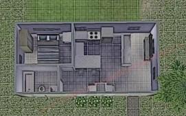 <strong>casas prefabricadas</strong> 3d