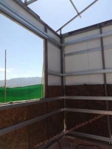 construcción de casa prefabricada