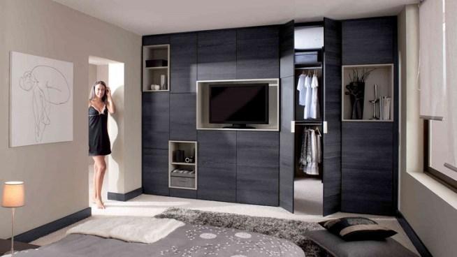 Cambiar Baño Por Vestidor:The post Dormitorios con vestidor y baño 50 opciones de diseño