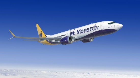 As from this Friday, Monarch is to begin flying to Lisbon from Gatwick and Manchester, the company said Thursday.