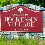 Hockessin Delaware Sign