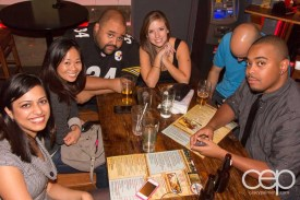 #TeamTrolling group shot at Lou Dawgs Bar-B-Q