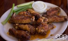 Grover's Parmesan Garlic Wings