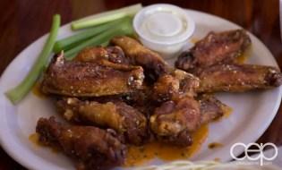 Grover's Parmesan Garlic Wings
