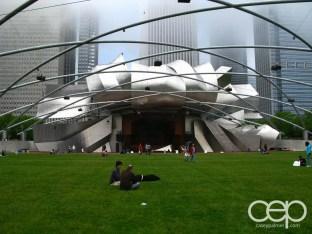 The Chase Promenade in Chicago, IL