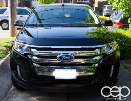 Armor All Spring Cleaning Post — 2011 Ford Edge — Finish