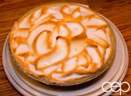 Team Trolling Does Pizzeria Libretto — Marie's Lemon Meringue Pie