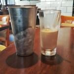 Casey Palmer x Swiffer Present — 36 Hours in NYC — 5 Napkin Burger — Black and White Malted Milkshake