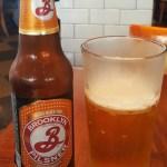 Casey Palmer x Swiffer Present — 36 Hours in NYC — 5 Napkin Burger — Brooklyn Pilsner