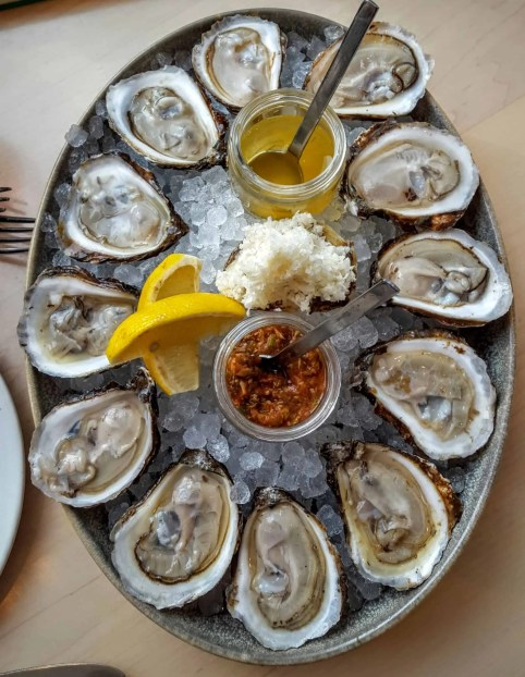 The Week That Was... January 3rd - 9th, 2016 — The Chase — A Dozen Oysters