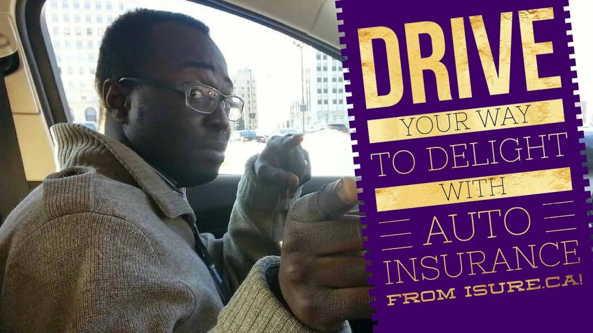 GIVEAWAY: Drive Your Way to Delight with Auto Insurance at isure.ca!