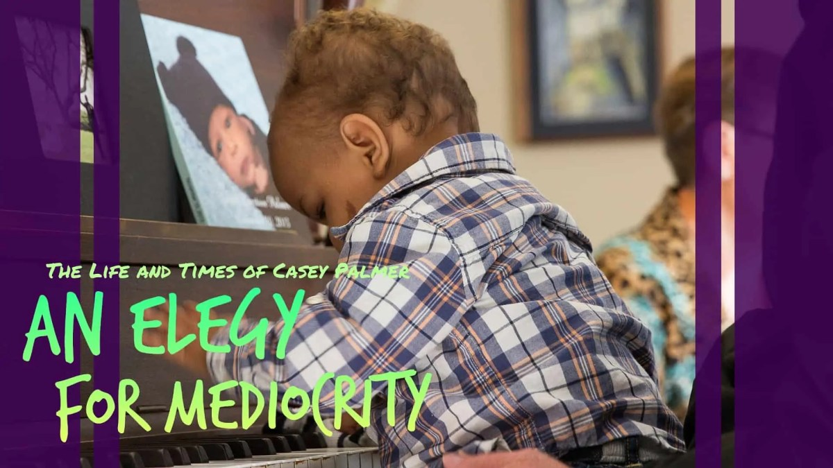 The Life and Times of Casey Palmer- An Elegy for Mediocrity (Featured Image)