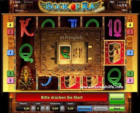 beste online casino book of ra 2 euro